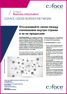 Cross Border Network - брошюра